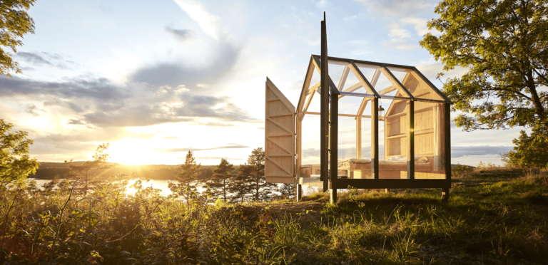 Booking a Relaxing Stay in Unique Glass Cabins