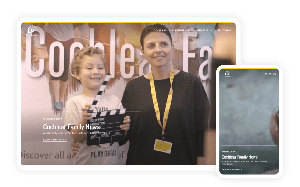 Cochlear Family News - Overview